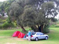 rentalcar, me and camp